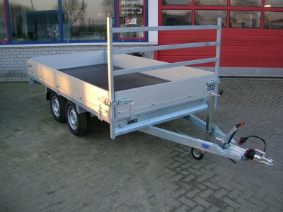 ANSSEMS PSX PLATEAUWAGEN + NETHAAK