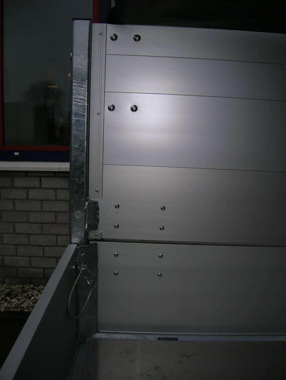 HENRA KP3Z OPTIE LOOFBORD MAATWERK 60 INWENDIG