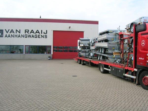 Pand / Kantoor Nederasselt Van Raaij