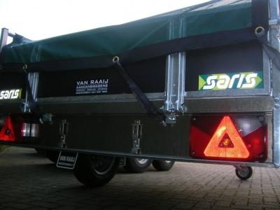 SARIS WOODY OPTIE MAATWERK BINDHAAK