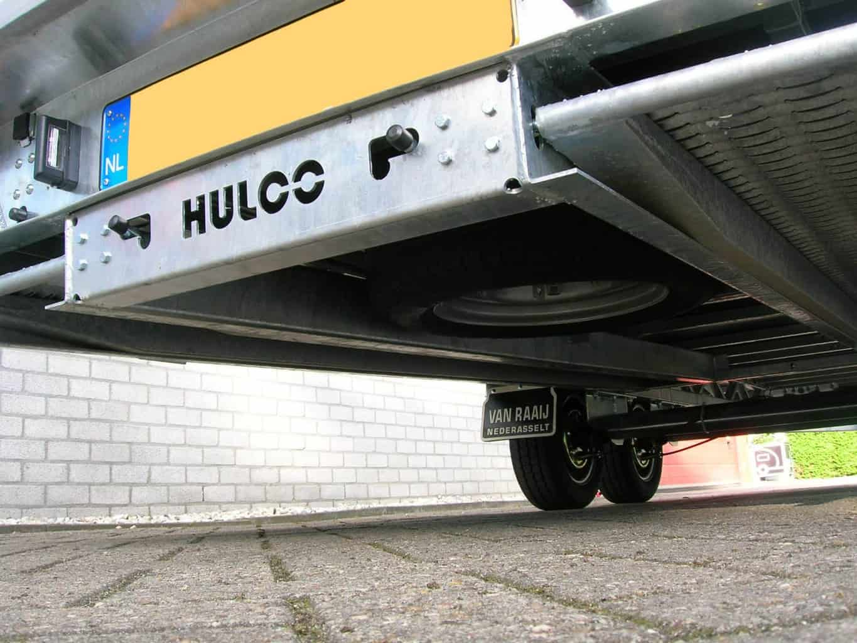 HULCO MEDAX OPTIE RESERVEWIEL ONDERBOUW
