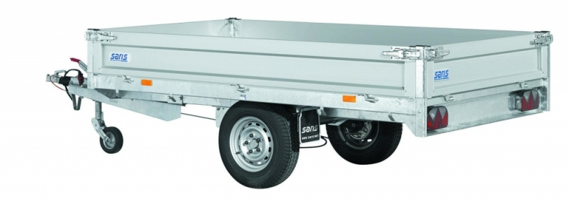 Saris PS1513 compact Plateauwagen enkelasser