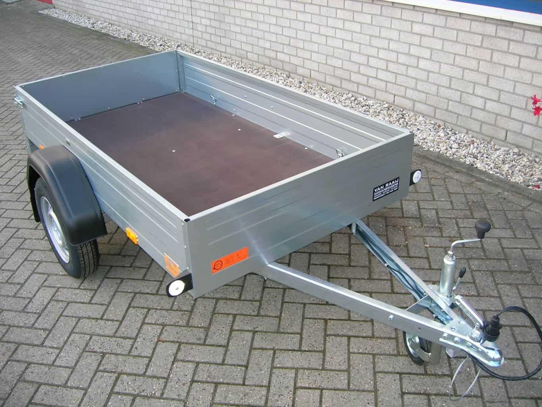 SARIS KING-204X112 750kg OPTIE STEUNWIEL IN KLEM