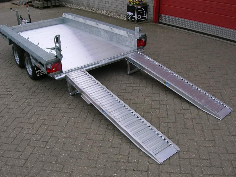 Hulco terrax transporter ombouw