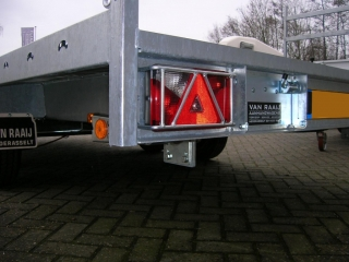 ANSSEMS MSX TRANSPORTER OPTIE LAMPBESCHERMER