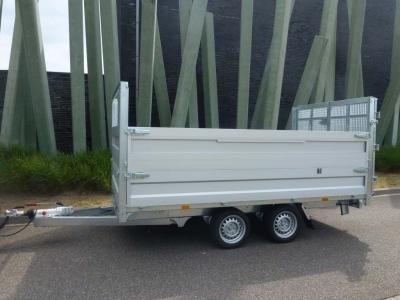 TwinTrailer optie verhoogde opzetborden