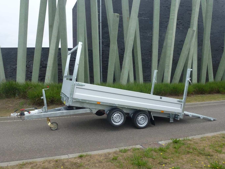 TwinTrailer transporter view