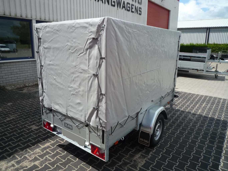Anssems BSX bakwagen optie Huif