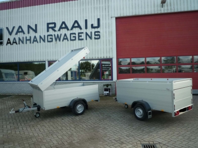 Anssems bagagewagen / dekselwagen