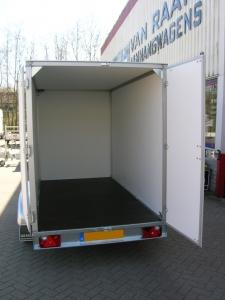 SARIS CLH 200V GESLOTEN TANDEMASSER