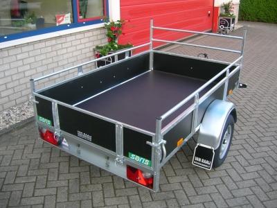 SARIS WOODY 209X132 750kg